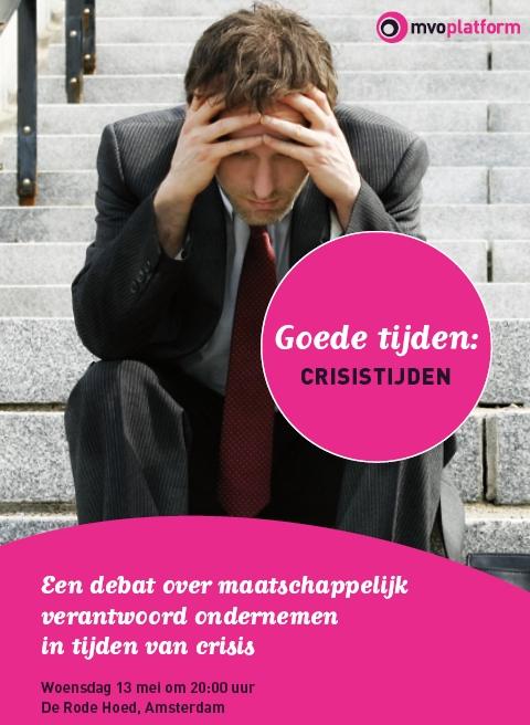 Debate: CSR in times of crisis