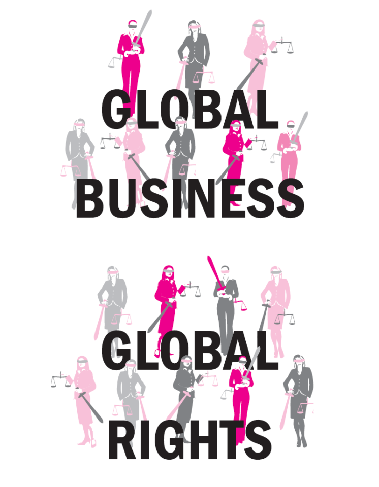 Global Business Global Rights - debate November 11